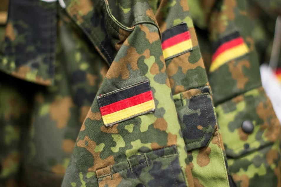 Für rund zwei Wochen werden 30 Soldaten der Bundeswehr im Landkreis Bautzen militärische Übungen durchführen.