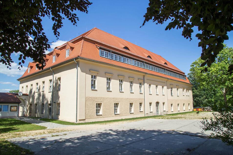 Schloss Jänkendorf.