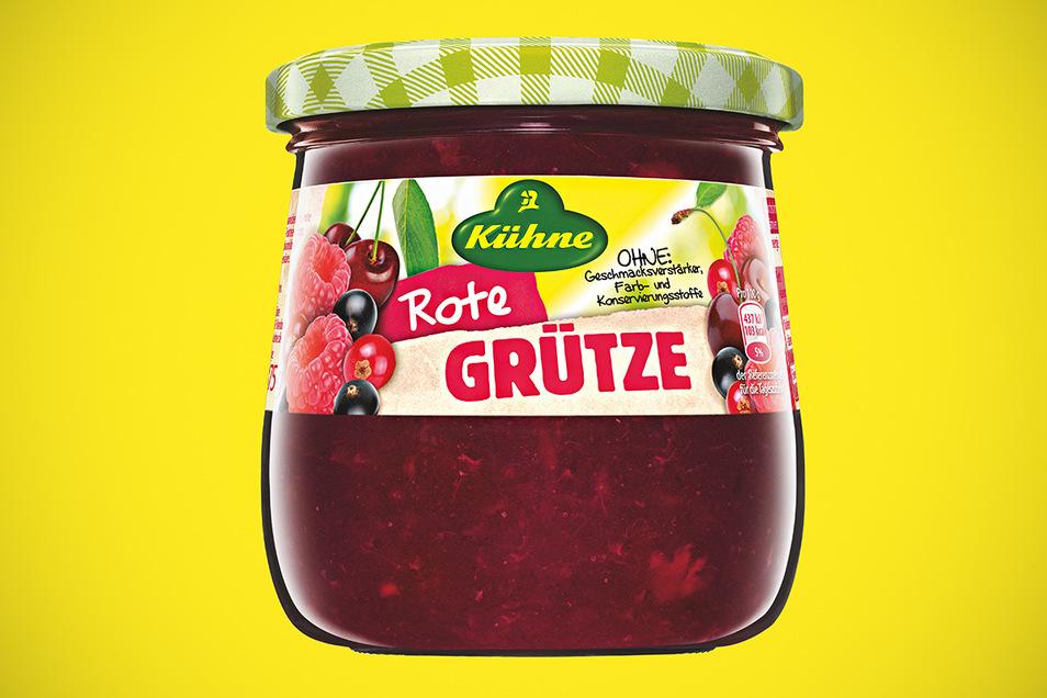 Etilen oksida yang dilarang, dianggap sebagai karsinogen, ditemukan di Rote Grütze Kühne.