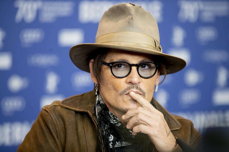 Am Ende des Prozesses ist Johnny der Depp.