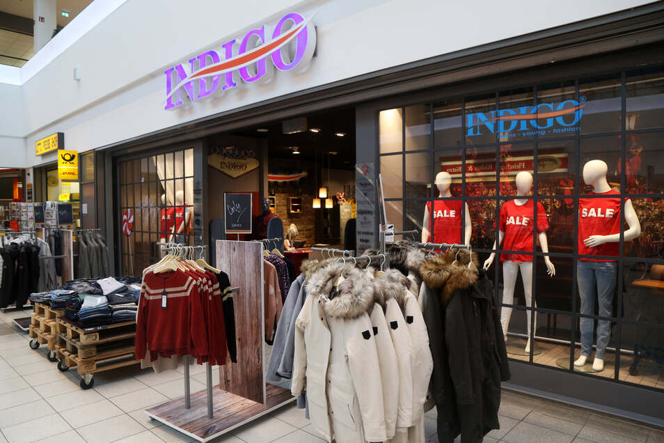 Noch gibt es Indigo Fashion in der Riesaer Elbgalerie. Doch Inhaber Ronny Rühle hat andere Pläne mit dem Geschäft. Er ist auf der Suche nach einem neuen Standort für sein Ladenlokal in der Innenstadt.