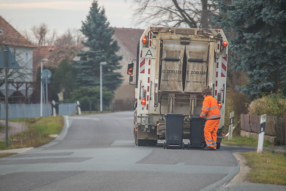 Die Mitarbeiter der Niederschlesischen Entsorgungsgesellschaft (NEG) hatten im vergangenen Jahr gut zu tun.