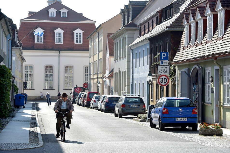 Rund um den Kirchensaal - am Zinzendorfplatz - gibt es in Herrnhut jetzt kostenloses öffentliches WLAN.