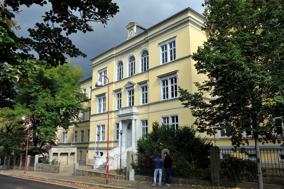 Mit rund 800 Schülern ist das Lessing-Gymnasium die größte Döbelner Schule. Wie auch die Oberschule Am Holländer soll sie einen Schulverwaltungsassistenten bekommen.
