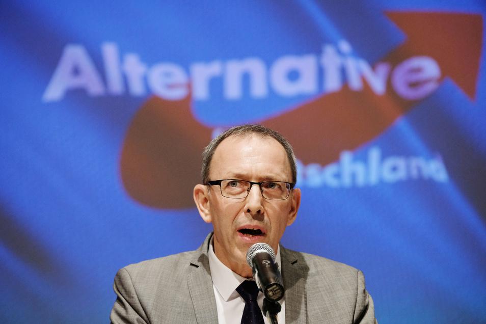 Jörg Urban, Landesvorsitzender der AfD Sachsen