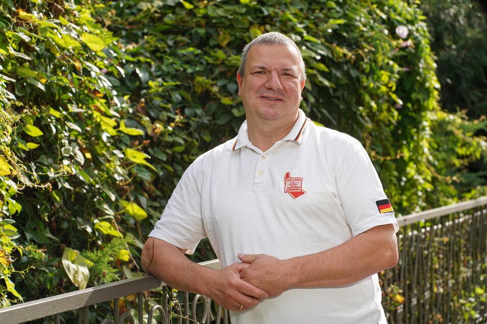 Roland Ermer will das Direktmandat für die CDU im zweiten Anlauf gewinnen.