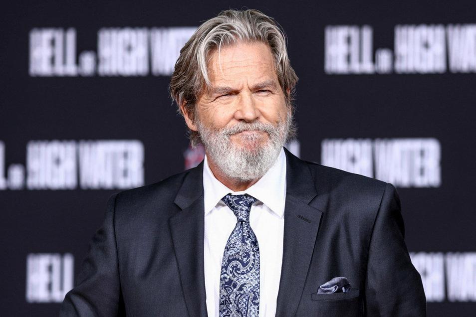 Jeff Bridges ist an Lymphdrüsenkrebs erkrankt.