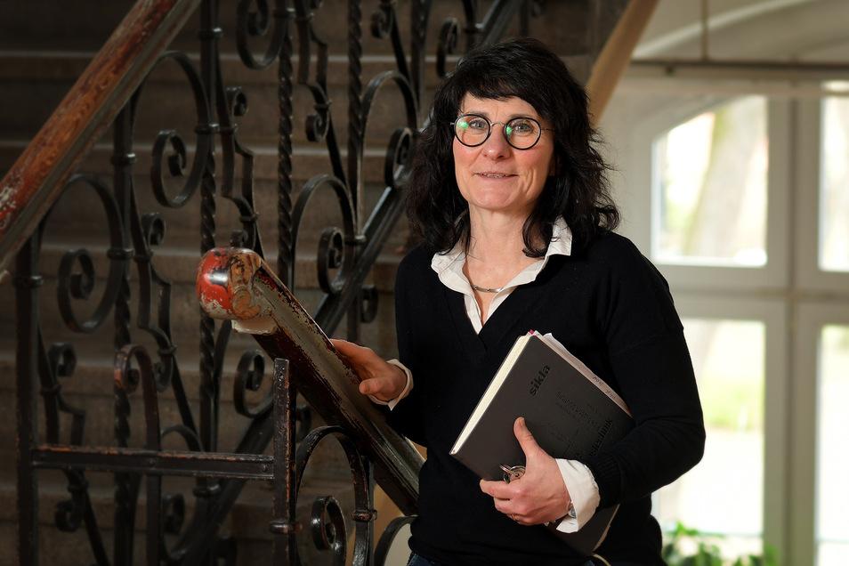 Kerstin Wilde hat am Montag ihre neue Stelle als Schulleiterin in Lichtenau angetreten. Sie war seit 2012 für die Oberschule Hartha verantwortlich.