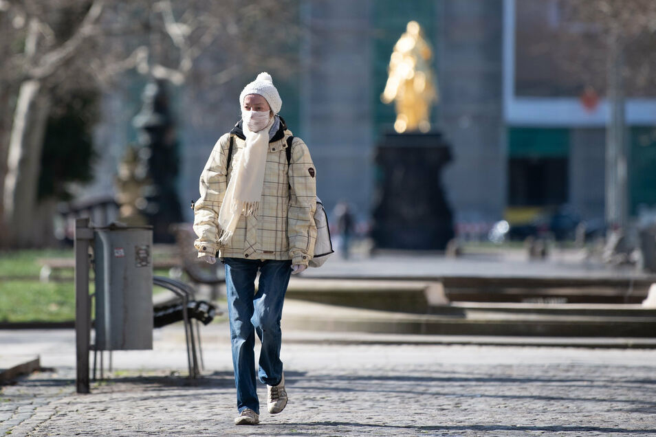 Sechs Wochen liegen hinter den Dresdnern, seitdem das Virus in der Stadt erstmals nachgewiesen wurde. Wie viele Monate liegen noch vor uns?