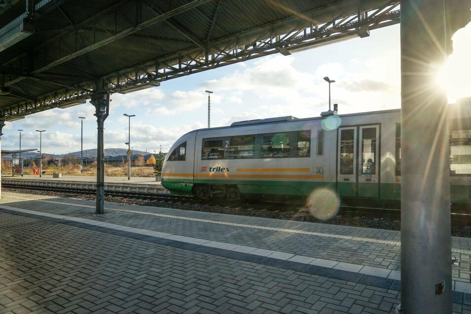 Sämtliche Fahrscheine im Ostsachsennetz kann man jetzt auch auf der Webseite der Deutschen Bahn und in der DB-App kaufen.