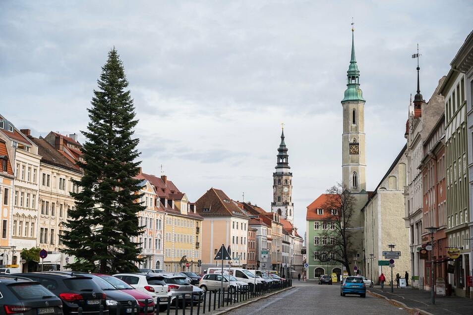 Wie künftig in Görlitz geparkt wird, das könnte bald ein Thema für die Bürgerbeteiligung in der Stadt sein.
