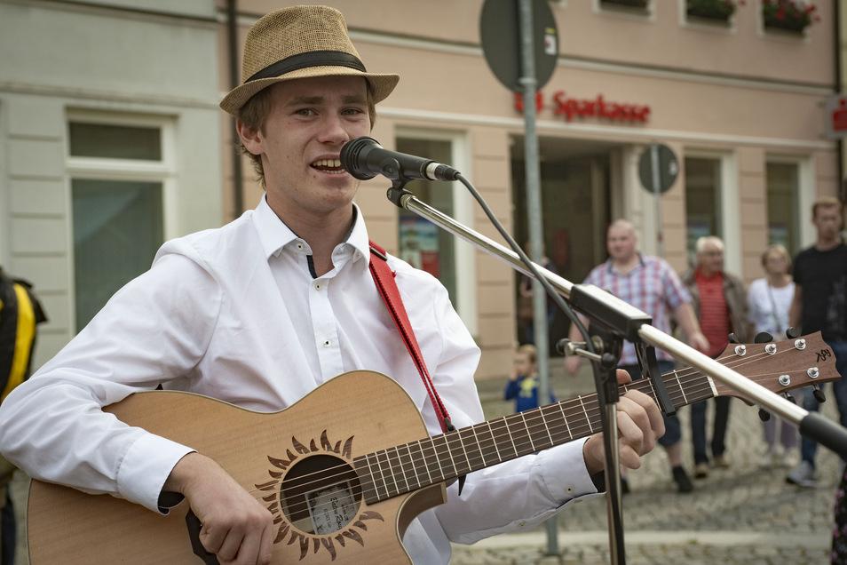Heute hier, morgen dort – Singer/Songwriter Timotheus Krause ist überall.