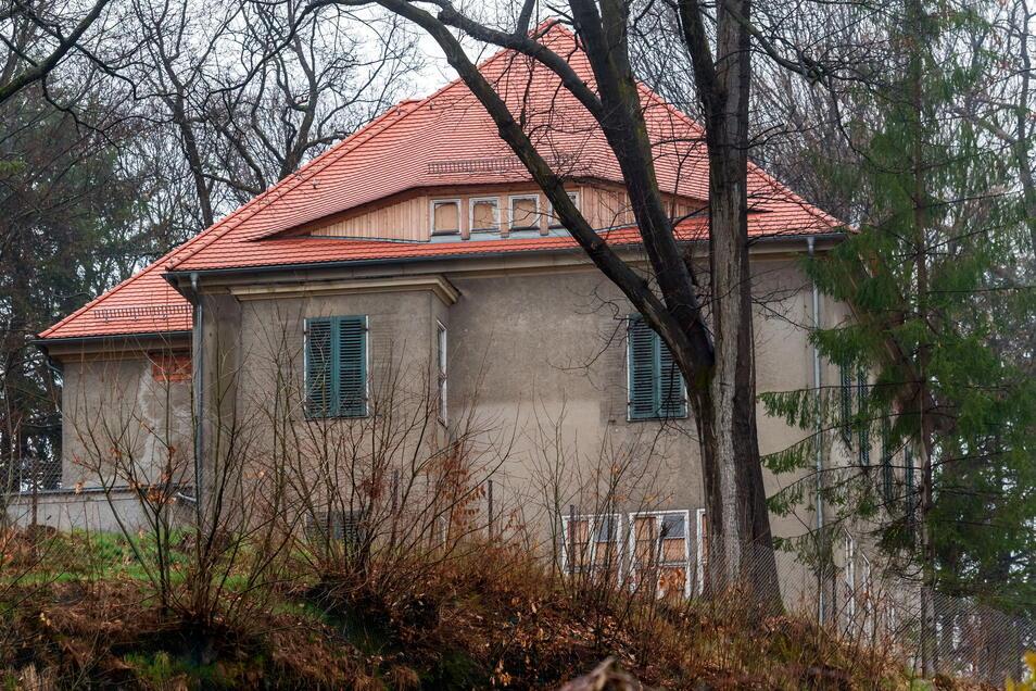 Die Villa am Burggäßchen 10 in Sebnitz. Nach langer Suche hat sie einen neuen Besitzer.