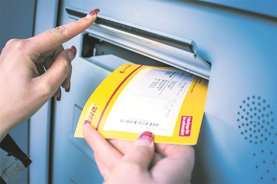 """""""Sie haben doch nicht richtig geklingelt"""", schimpft mancher Kunde, wenn er nur einen Zettel im Briefkasten findet."""
