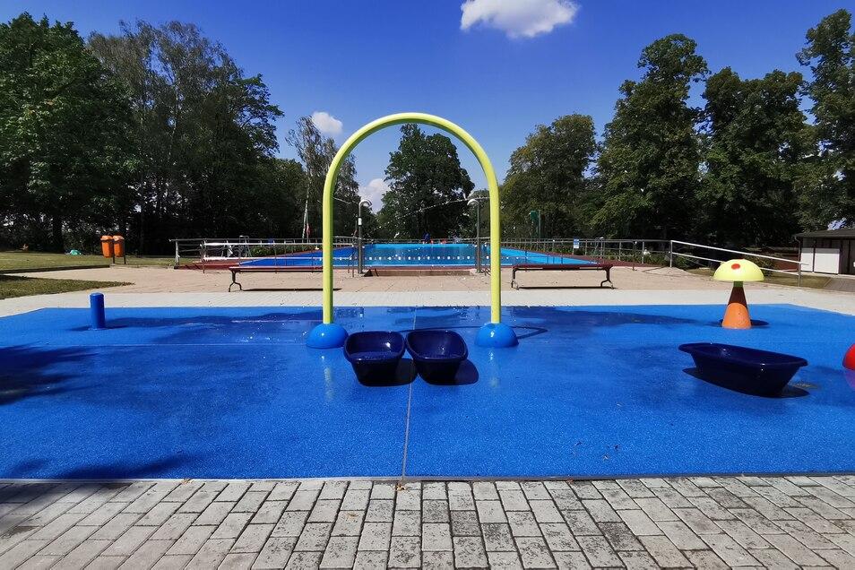 Das Areal des Luftbades soll weiterhin geöffnet bleiben und kann kostenfrei genutzt werden.
