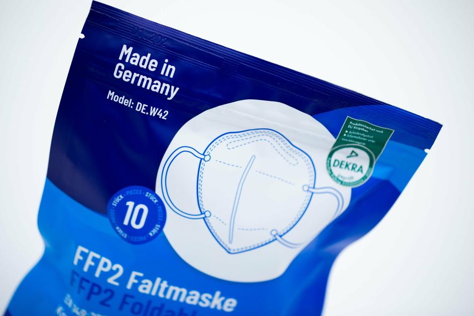 Hartz-IV-Empfänger sollen je zehn kostenlose FFP2-Masken bekommen.