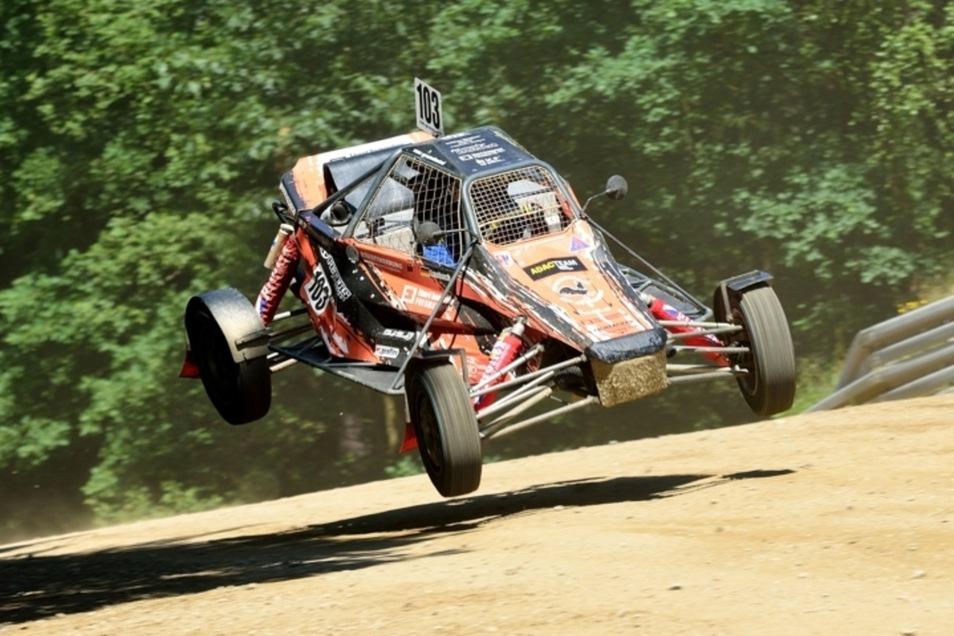 Abenteuer Autocross - am Samstag und Sonntag am Matschenberg unweit von Bautzen.