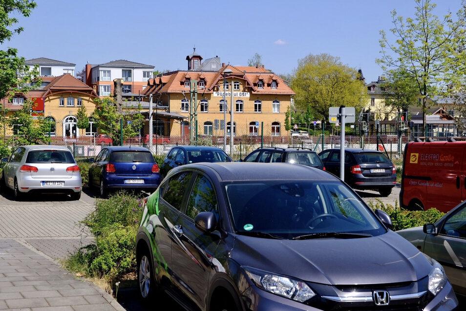 Die Auslastung des Parkplatzes liegt mittlerweile bei 95 Prozent.