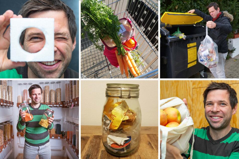 Der Kampf gegen Plastikmüll macht Mühe - und Spaß.