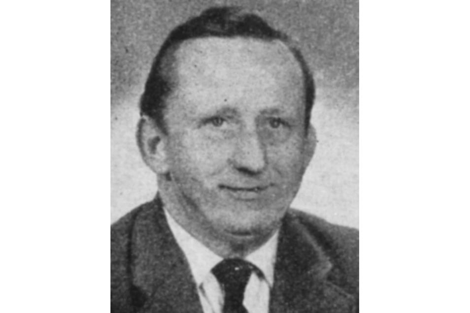 1904 in Döhlen geboren: Kapellmeister Johannes Lange, der als 17-Jähriger eine Hymne auf seine Heimatstadt schrieb.