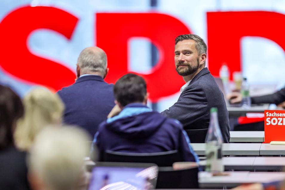 Martin Dulig, langjähriger Vorsitzender der Sachsen-SPD, zieht sich nach zwölf Jahren als Landeschef zurück.
