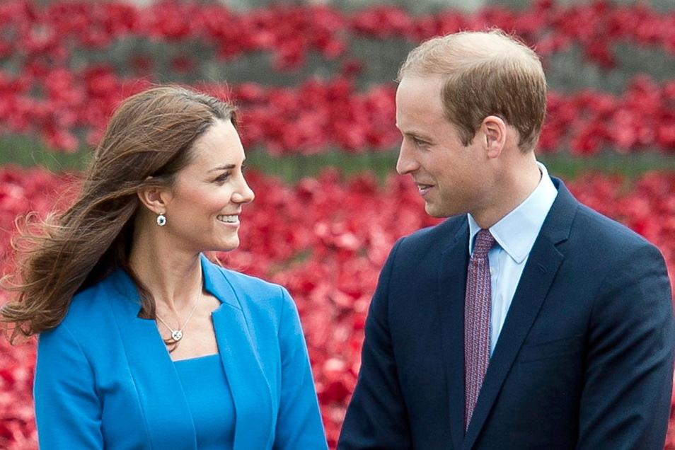 William und Kate lernten sich in Schottland kennen.