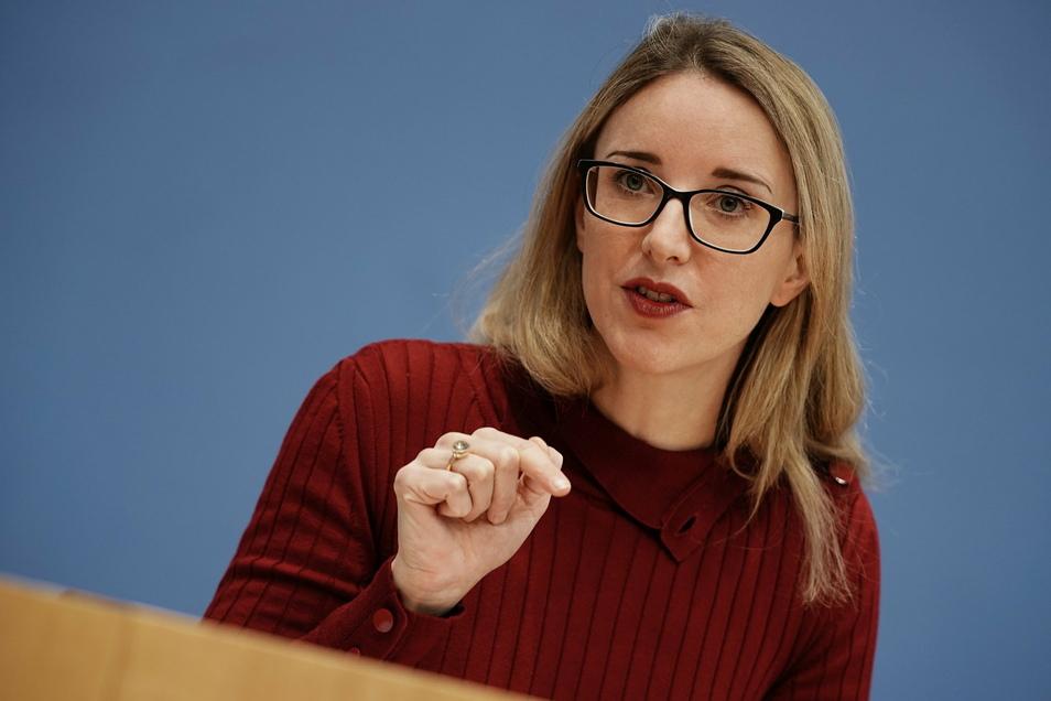 Alena Buyx, Vorsitzende des Deutschen Ethikrats