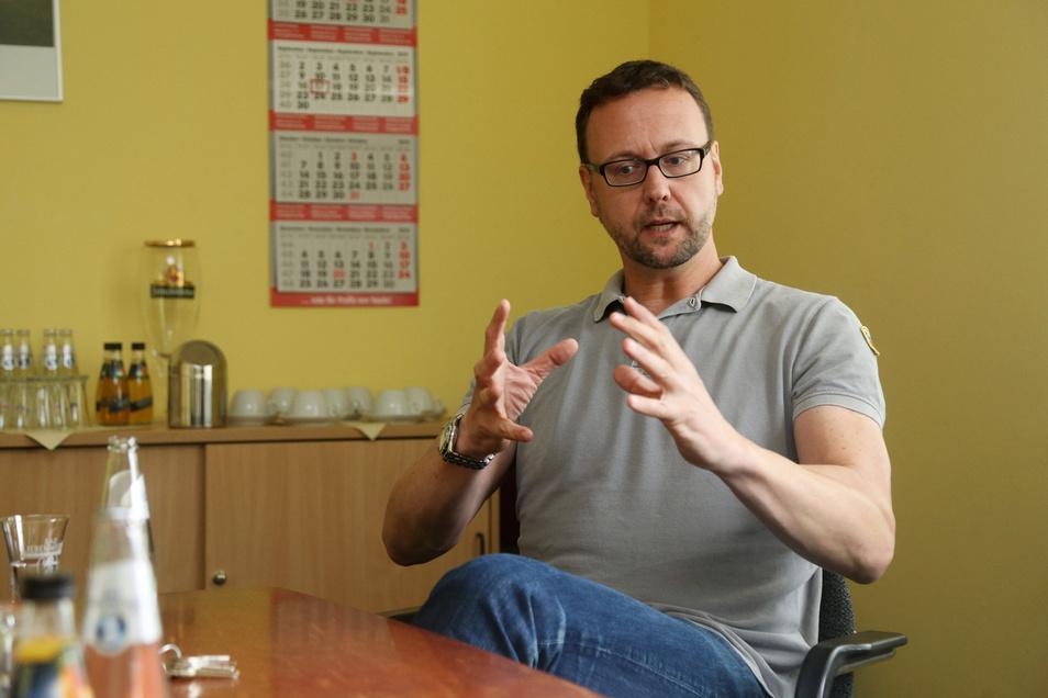 """FVG-Geschäftsführer John Jaeschke appelliert an die Kunden: """"Jedes nicht zurückgegebene Ticket sichert in den aktuell sehr herausfordernden Zeiten die Existenz der gesamten Veranstaltungsbranche."""""""