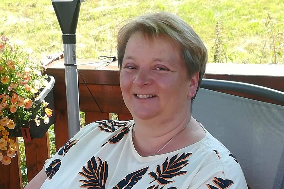 Nicolle Möller ist die Vorsitzende des Kreiselternrates. Ihre beiden Töchter besuchen das Gymnasium in Brand-Erbisdorf.