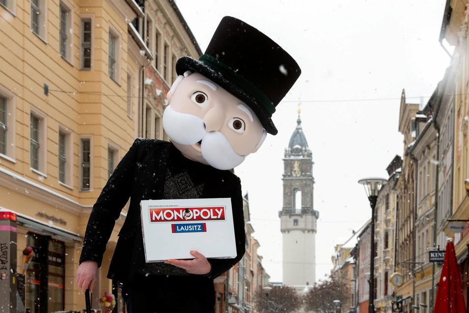 Bis zum 30. April kann man abstimmen, welche der über 130 vorgeschlagenen Orte auf das Spielfeld des Lausitz-Monopolys kommen sollen.