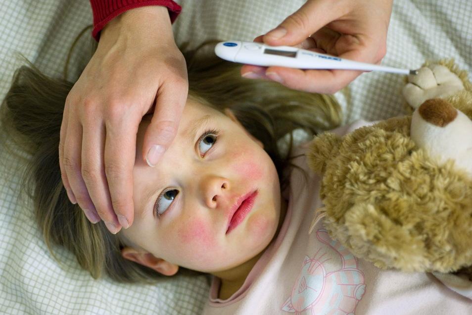 Seit 5. Januar gibt es pro Elternteil 20 statt zehn Kinderkrankentage.