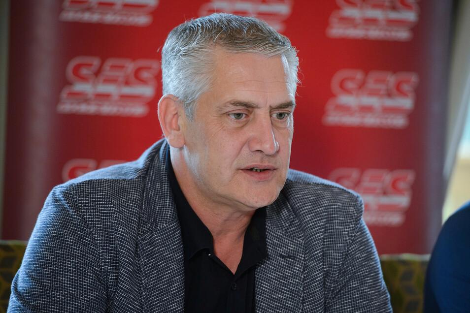 SES-Boss Ulf Steinforth will Boxabende unter Corona-Auflagen veranstalten.
