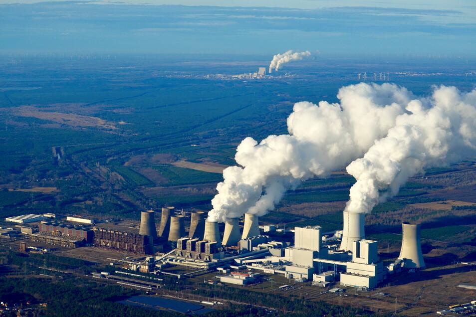 Boxberg: Die Zeit der Kraftwerke läuft ab.