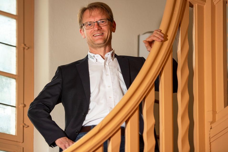 Versucht, Ruhe in die Volkssolidarität Elbtalkreis-Meißen zu bekommen: Der Vorstand des Verbandes Sven Krell hat jetzt mit entschieden, wie es in einem prominenten Gerichtsverfahren weitergehen soll.