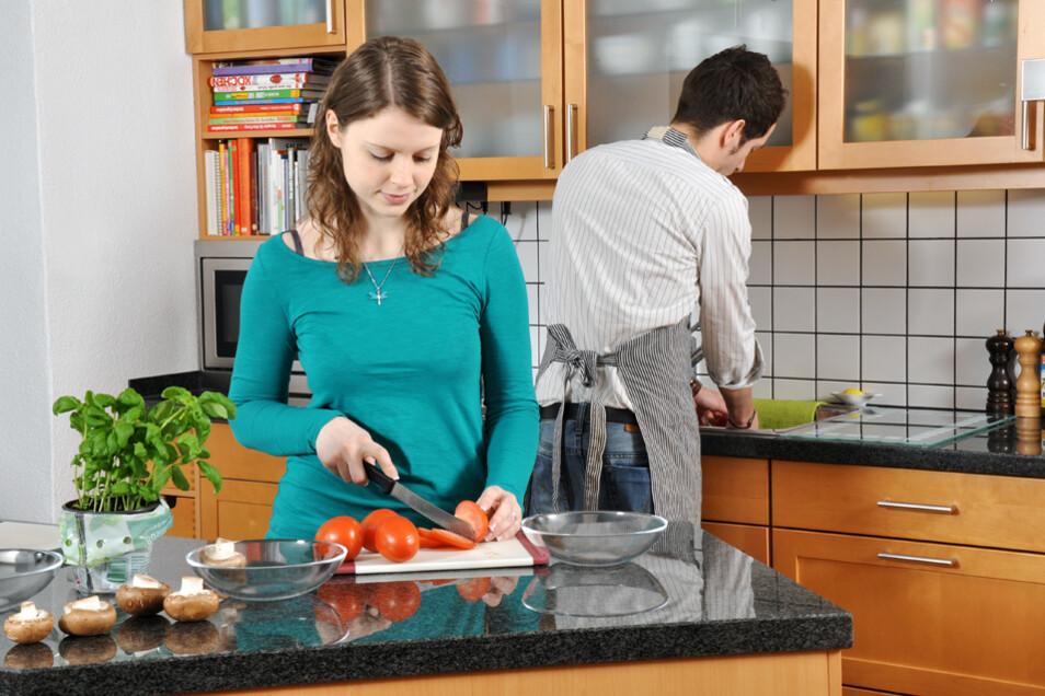 Die neue Küche kann zum neuen Wohlfühl-Ort der ganzen Familie werden.