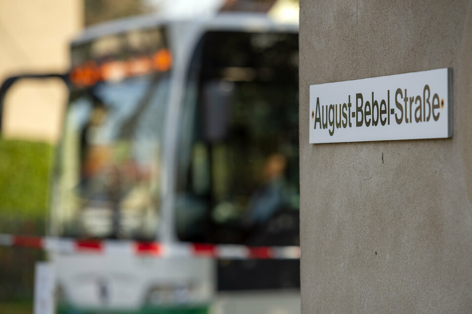 Insgesamt hat die Großgemeinde Moritzburg 17 Straßennamen, die mehrfach in den Ortsteilen zu finden sind. So gibt es die August-Bebel-Straße sowohl in Reichenberg...