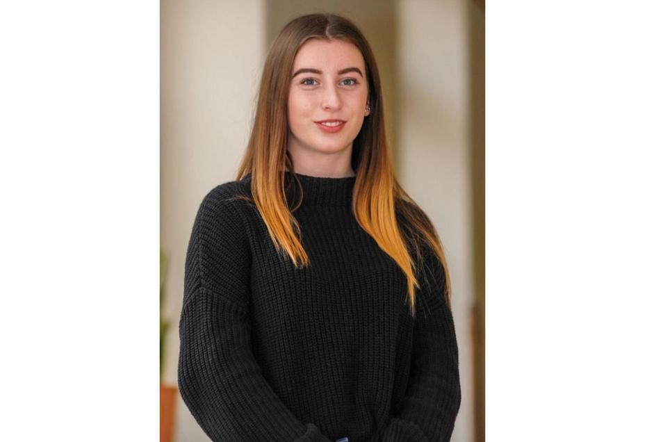 Lisa Berndt ist Schülersprecherin am Christian-Weise-Gymnasium in Zittau.