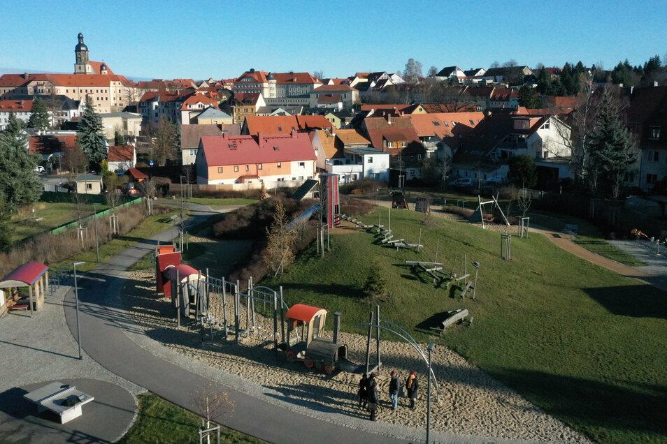 Die Stadt Dippoldiswalde möchte für Spielplätze, Grünflächen und Skateranlagen einheitliche Regeln beschließen.