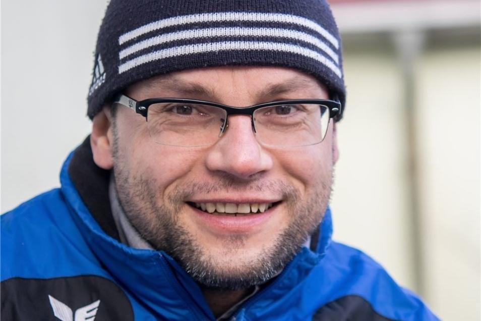 Thomas Poike ist Kopf und Seele des Ringenhainer Biathlonvereins.