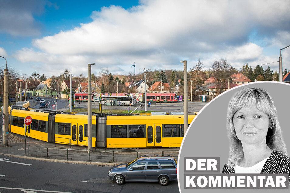 SZ-Redakteurin Kay Haufe über das Ärgernis Ullerdorfer Platz.
