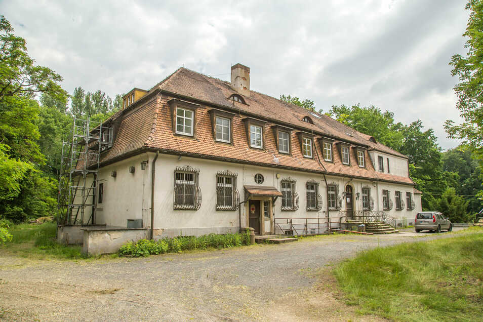 Schloss Niederspree.