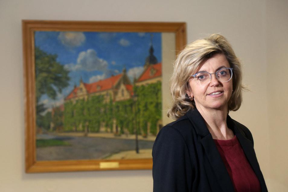 Finanzbürgermeisterin Kerstin Köhler.