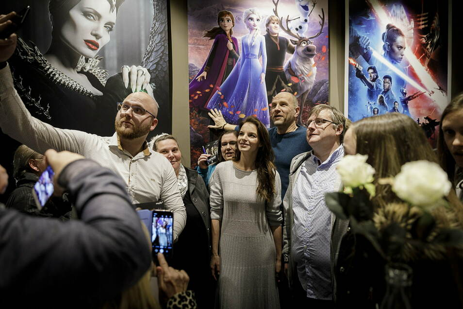 """Vor fast genau einem Jahr: Die Dreharbeiten zu """"Das Kind am Finstertor"""" waren gerade beendet und es fand die Premiere von einem der beiden 2018er-Filme statt,"""