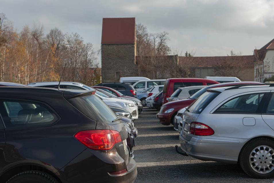 Der Topfmarkt ist einer von mehreren Plätzen, auf denen alternativ und kostenfrei geparkt werden kann.