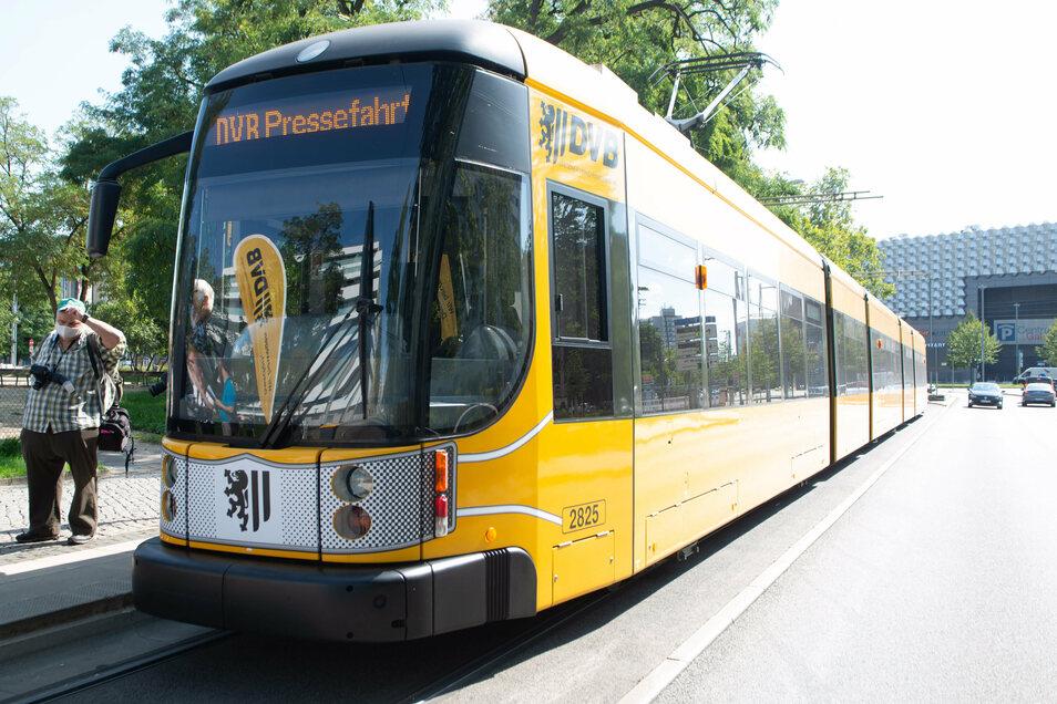 Die Debatte um das 365-Euro-Ticket in Dresden ist noch nicht beendet.