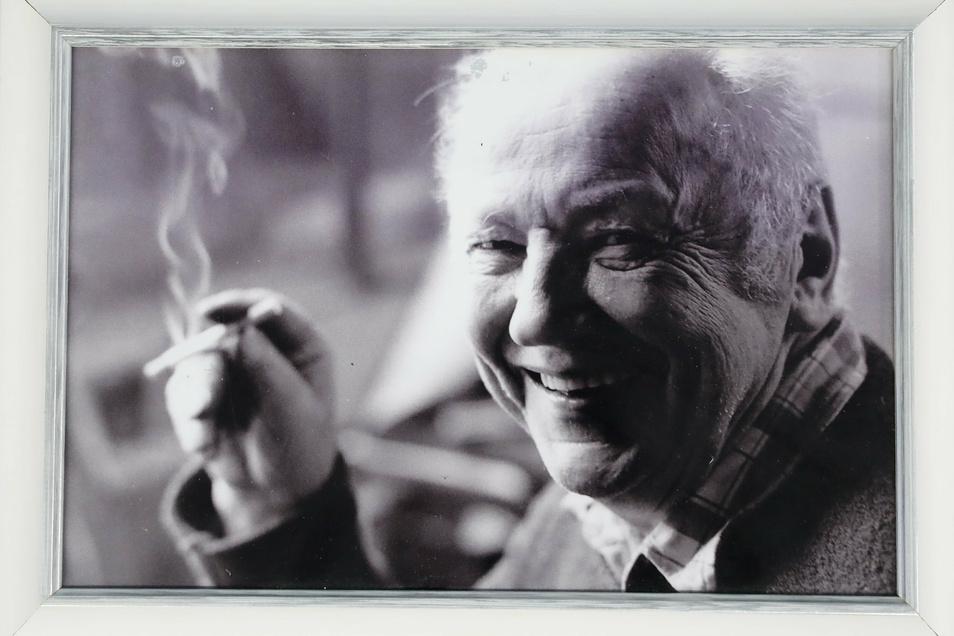 Schleifermeister Horst Lippke war in Löbau bekannt. Bis zu seinem Tod 2009 arbeitete er im Familienbetrieb.