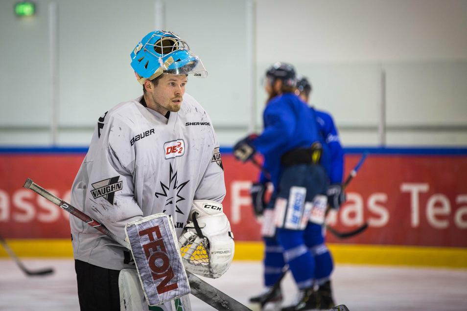 Riku Helenius hält dieses Mal von Saisonbeginn an.