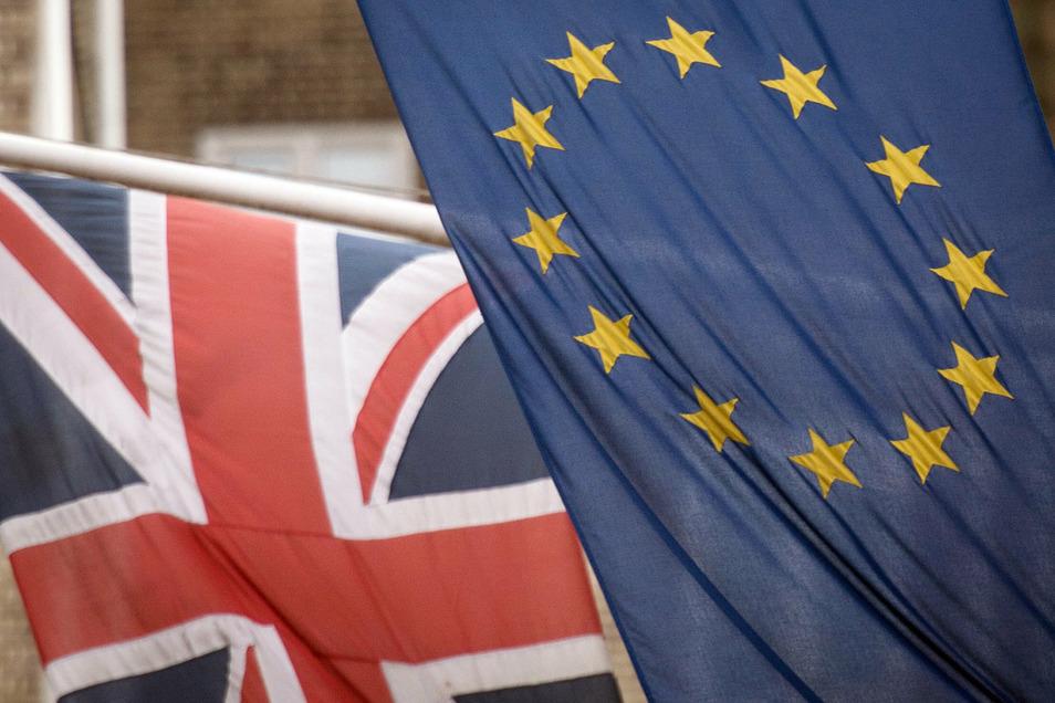 Es gibt Streit um den Brexit-Vertrag. Beide Seiten verhandeln derzeit um ein Abschlussabkommen.