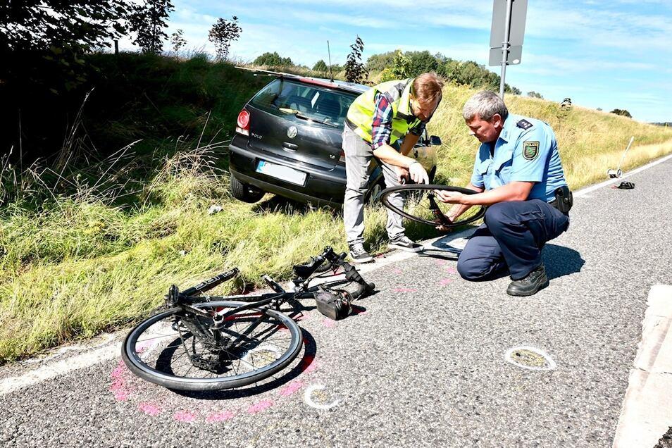 Wie es genau zu dem tödlichen Unfall kam, muss die Polizei nun ermitteln.