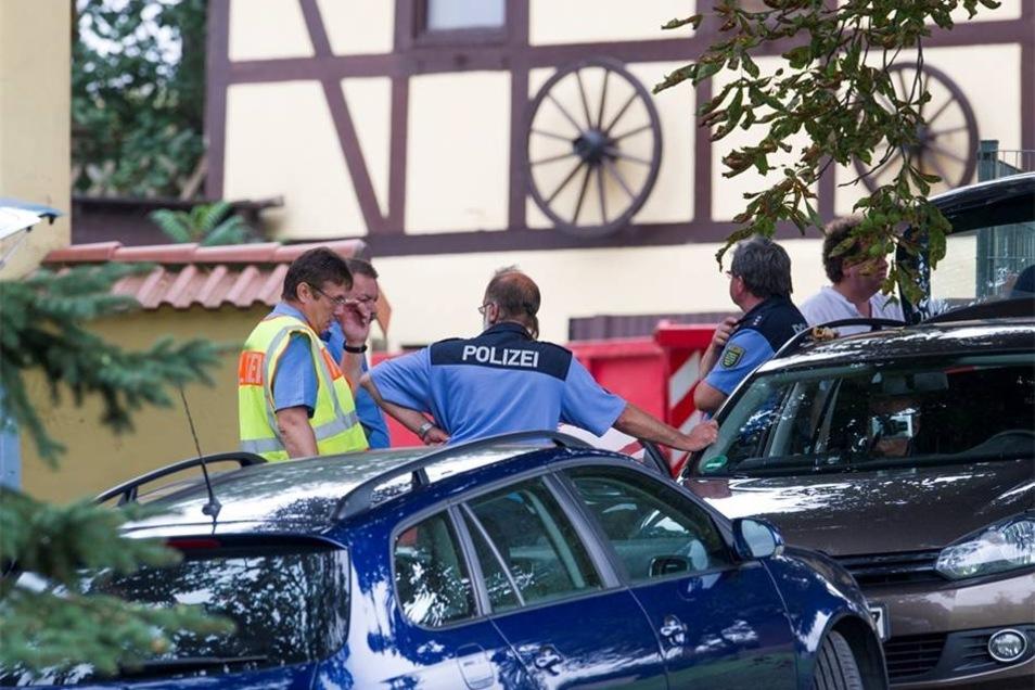 Insgesamt waren 1.200 Beamte an der Suche nach Anneli-Marie beteiligt.